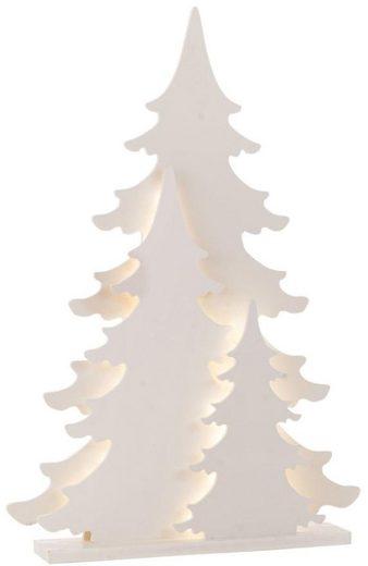 LED Dekolicht »Tannensilhouette«, 60-flammig, Höhe 110 cm