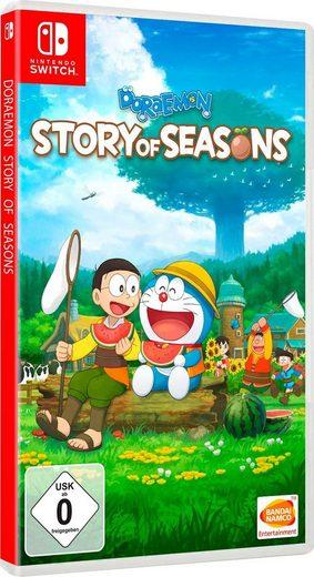 Doreamon Story of Seasons Nintendo Switch