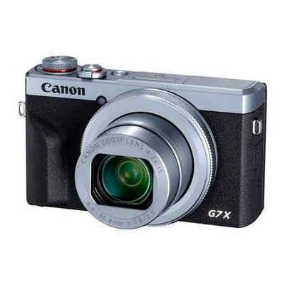 Canon »PowerShot G7 X MKIII« Kompaktkamera (20,1 MP, 4,2x opt. Zoom, WLAN (Wi-Fi), Bluetooth)