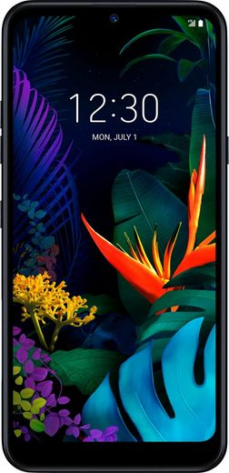 LG K50 Smartphone (15,9 cm/6,26 Zoll, 32 GB Speicherplatz, 13 MP Kamera)