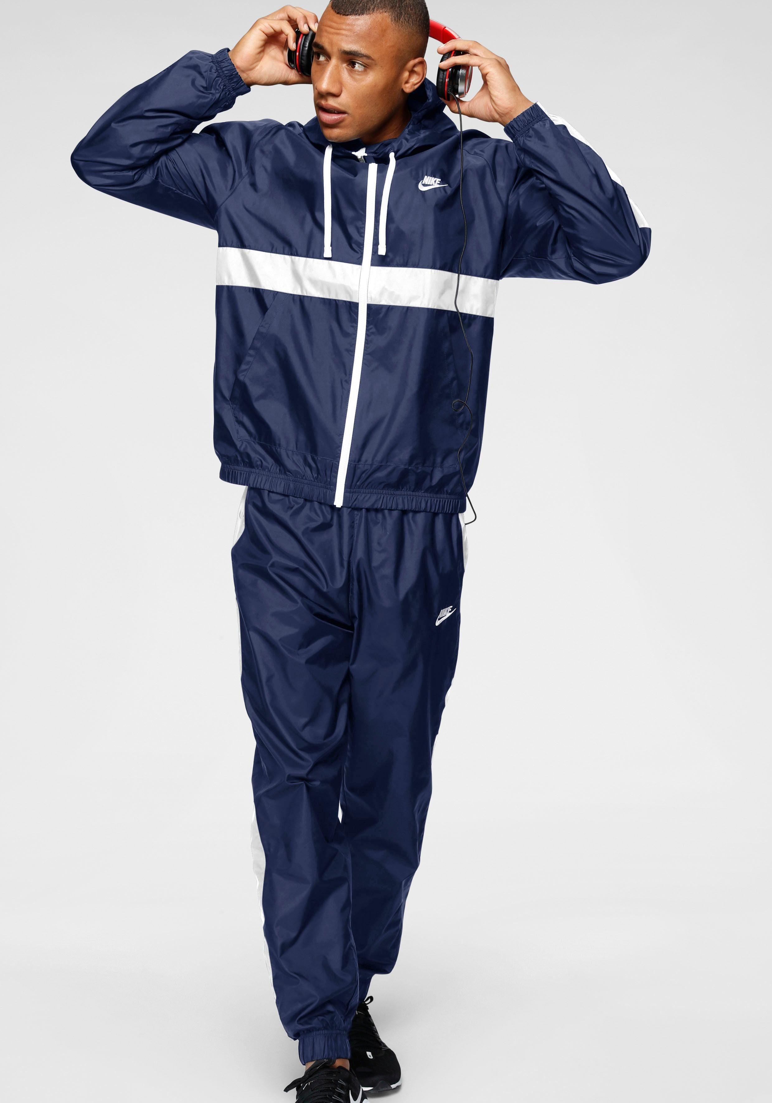 Nike Sportswear Trainingsanzug »M NSW CE TRK SUIT HD WVN« (Set, 2 tlg) online kaufen | OTTO