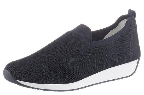Ara »LISSABON« Slip-On Sneaker zum Schlupfen