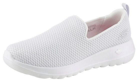 Skechers »Go Walk Joy« Slip-On Sneaker im schlichten Design