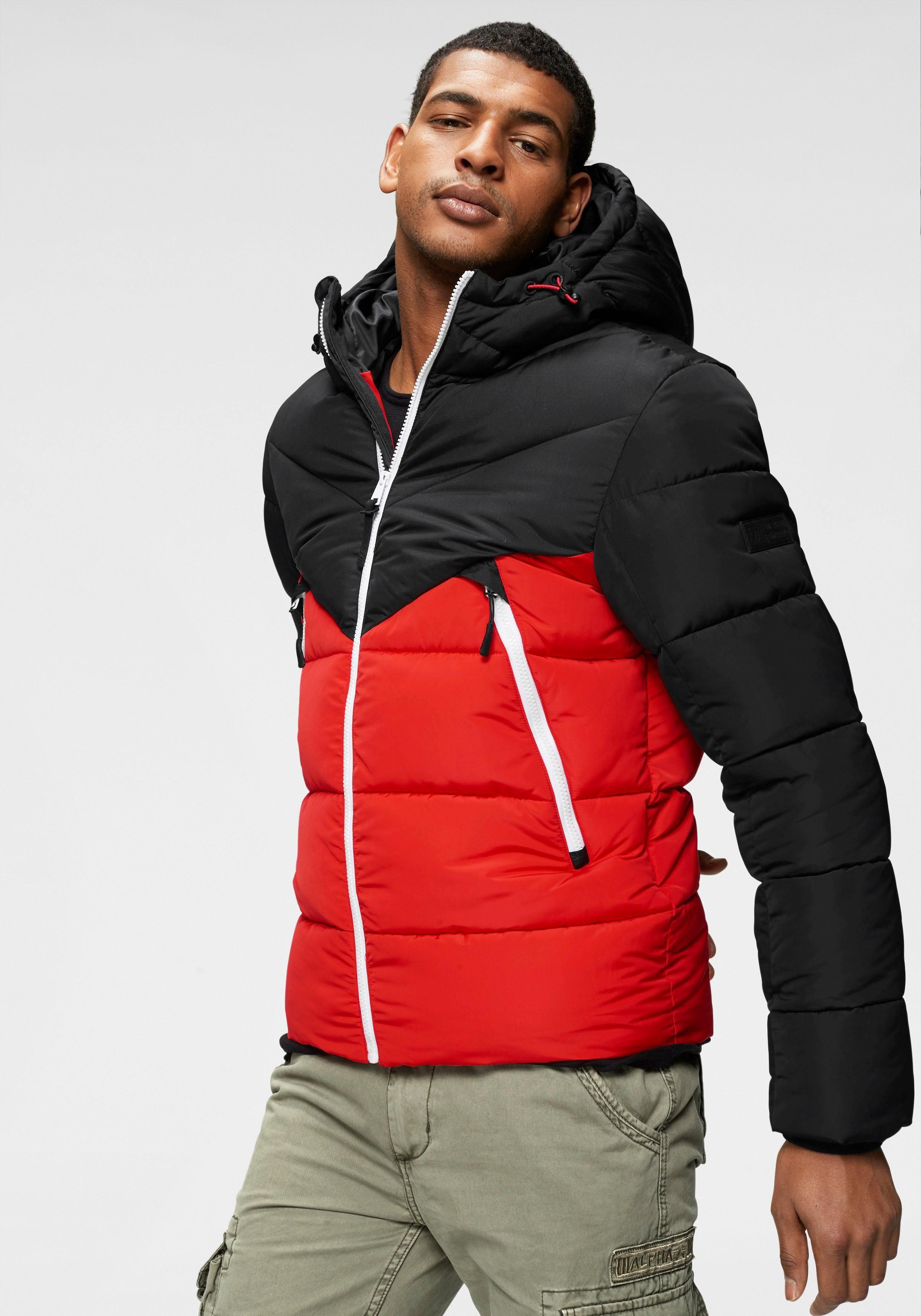 TOM TAILOR Denim Steppjacke »Heavy puffer jacket« | OTTO