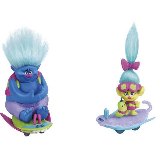Hasbro Trollstadt Trolls mit Käferboards
