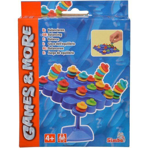 SIMBA Games & More Reisespiel Balancieren