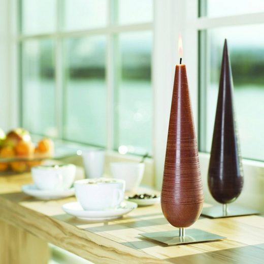 Amabiente Amabiente CALLA Kerzenständer TE1 Edelstahl matt
