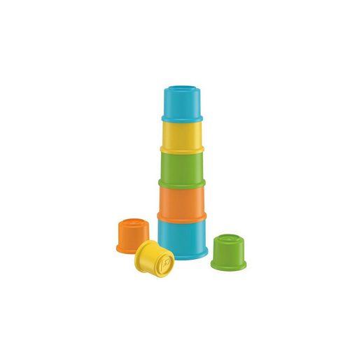 Mattel® Fisher-Price Bunte Stapelbecher