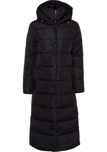 Esprit Collection Wintermantel mit Kapuze