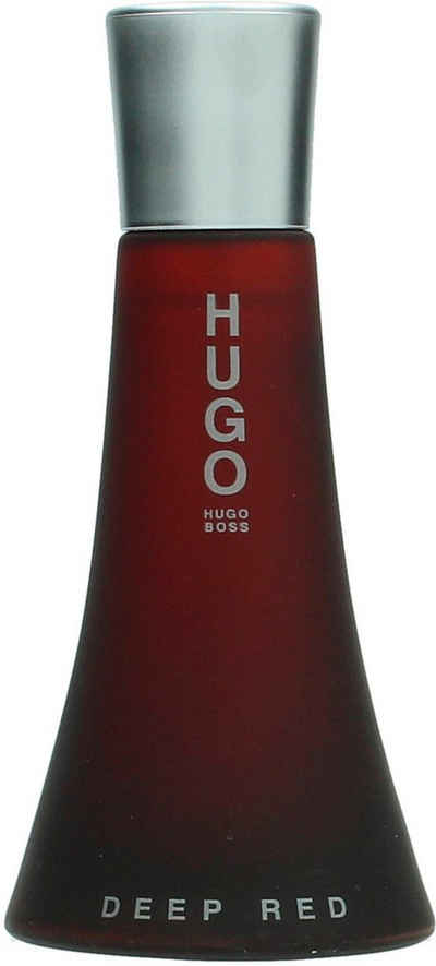 HUGO Eau de Parfum »Deep Red Woman«