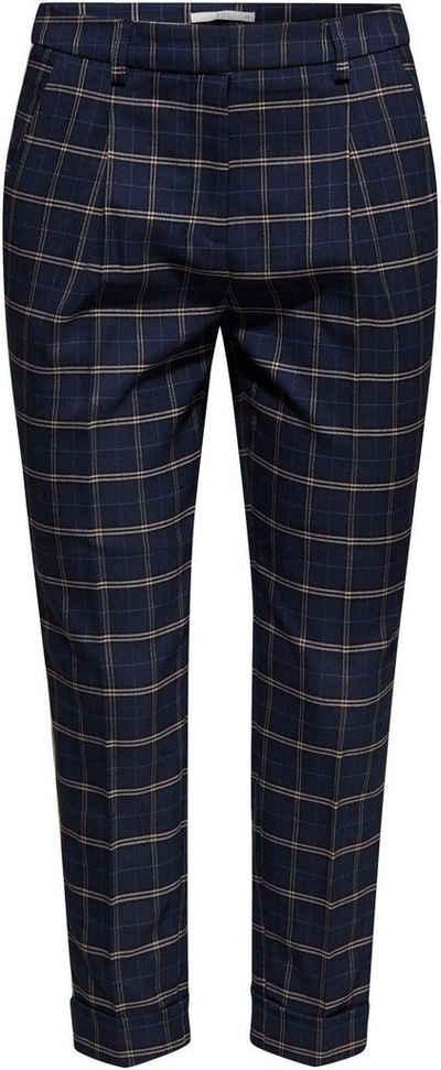 40-58 Blau Ton mit Abnähern NEU Sheego 7//8 Hose Jeans Caprihose Gr