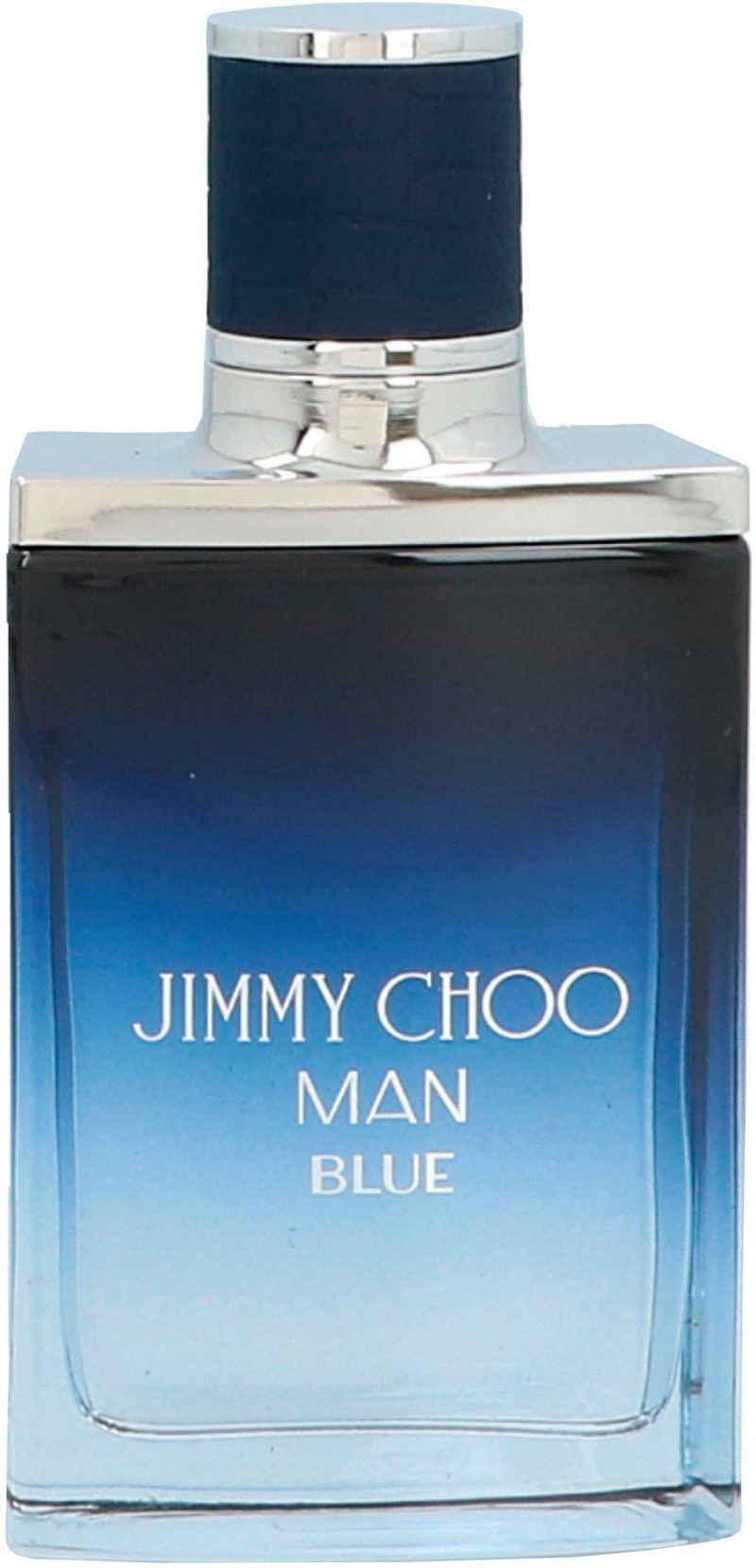 JIMMY CHOO Eau de Toilette »Man Blue«