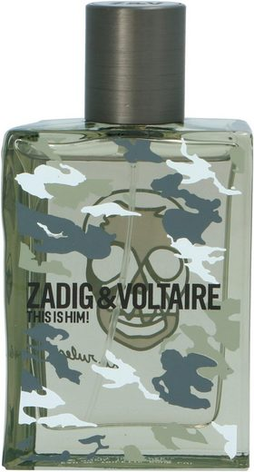 ZADIG & VOLTAIRE Eau de Toilette »This is him!«