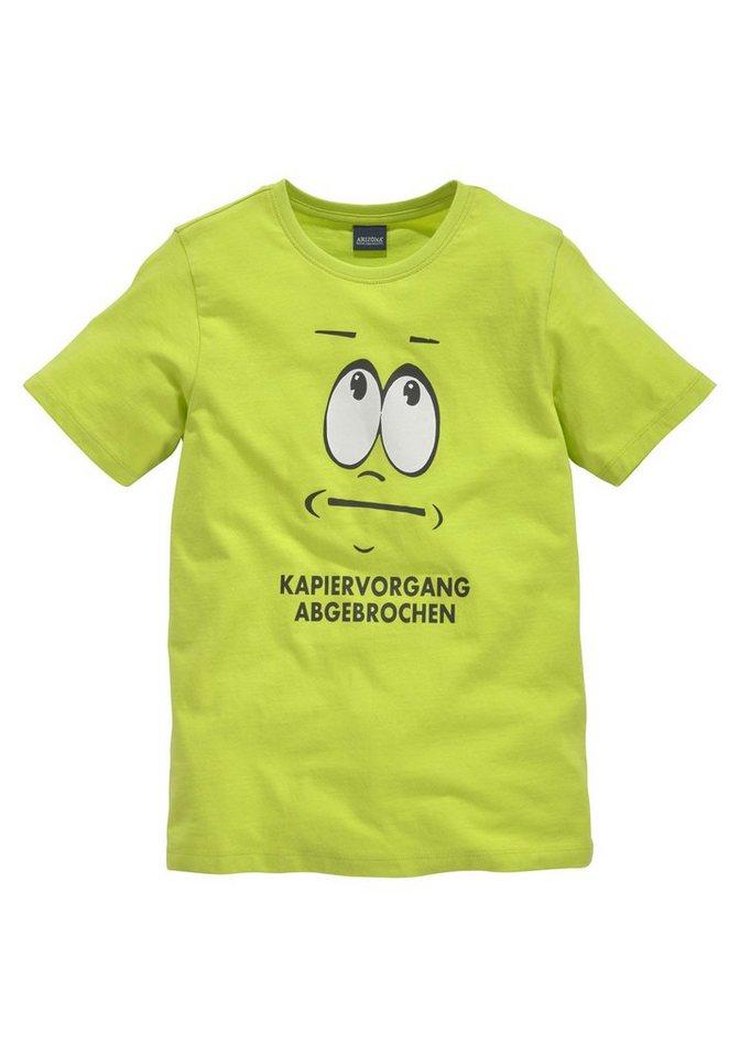 arizona t shirt spr cheshirt mit druck kaufen otto. Black Bedroom Furniture Sets. Home Design Ideas