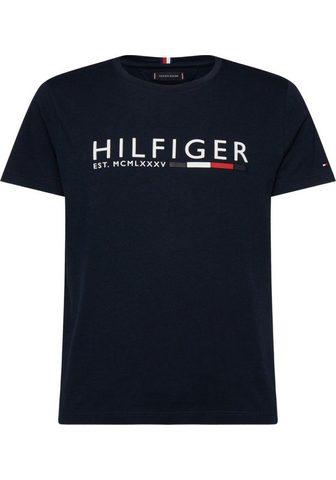 TOMMY HILFIGER Marškinėliai »CORP hilfiger dryžuotas ...