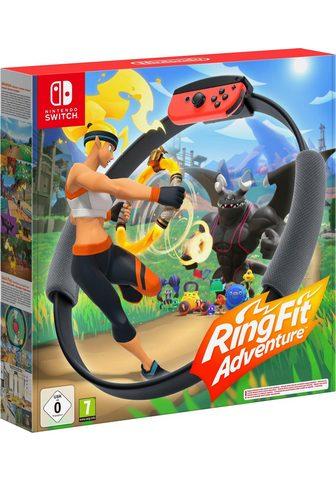 NINTENDO SWITCH Žiedas forma Adventure Nintendo Šakotu...