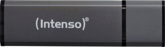 Intenso »Alu Line« USB-Stick (USB 2.0, Lesegeschwindigkeit 28 MB/s)