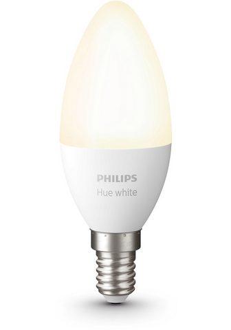 PHILIPS HUE »White Einzelpack 1x470lm« LED lemputė...