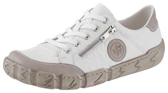 Rieker Sneaker mit Zierreißverschluss