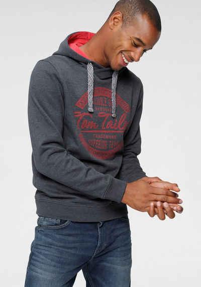 Tom Barron Kapuzensweatshirt »MAN SWEATSHIRT« | OTTO