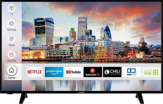 Hanseatic 50H600UDS LED-Fernseher (126 cm/50 Zoll, 4K Ultra HD, Smart-TV)