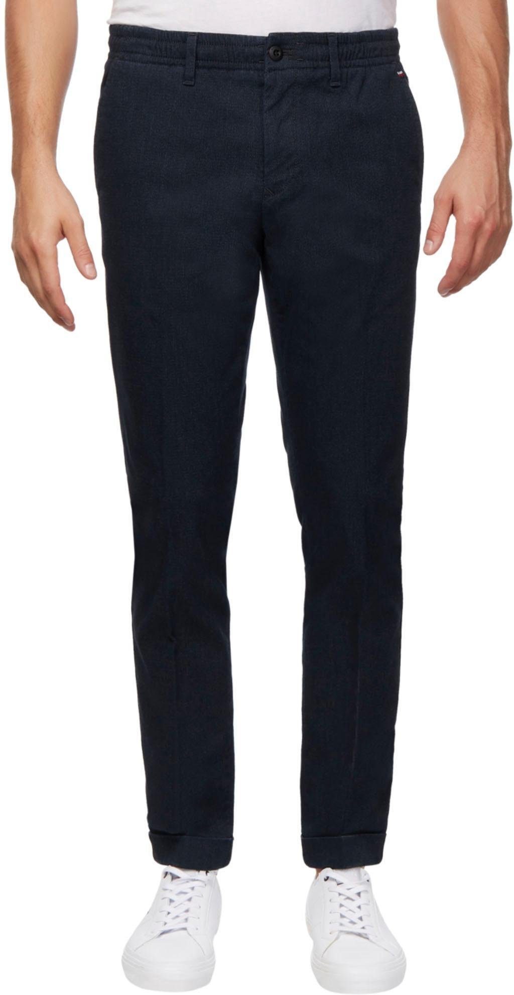 TOMMY HILFIGER 5 Pocket Hose »ACTIVE TH FLEX STRETCH MELANGE« online kaufen   OTTO