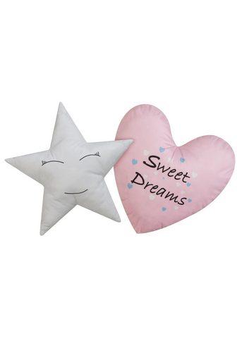 LÜTTENHÜTT Dekoratyvinė pagalvėlė »Sweet Dreams« ...