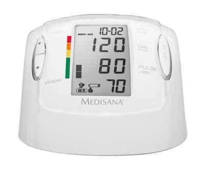 Medisana Oberarm-Blutdruckmessgerät MTP Pro, Je 99 Speicherplätze für 2 Benutzer