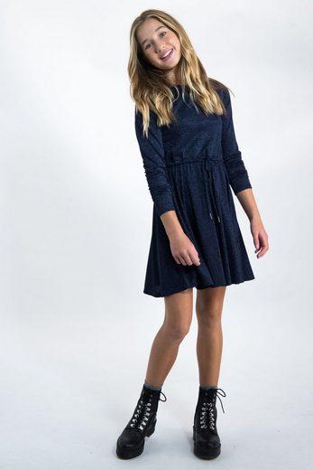 Garcia A-Linien-Kleid mit Glitzer