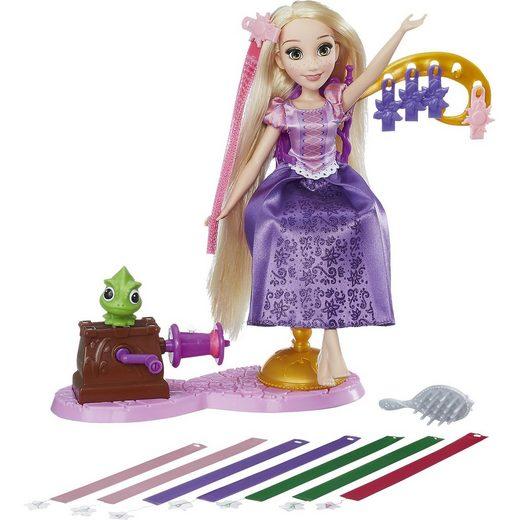 Hasbro Disney Prinzessin Rapunzel fantastischer Frisier-Spaß