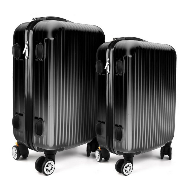HTI-Line Kofferset 2-tlg »High Level« | Taschen > Koffer & Trolleys > Koffersets | Schwarz | HTI-Line
