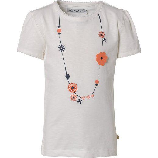 Minymo T-Shirt für Mädchen
