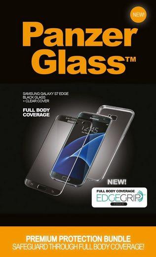 PanzerGlass Schutzglas »Samsung Galaxy S7 Edge w. TPU Case«