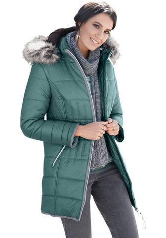 CLASSIC INSPIRATIONEN Куртка стеганая с воротник стойка