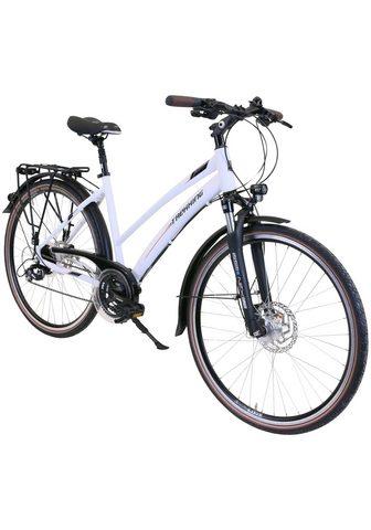 PERFORMANCE Велосипед 28 Zoll 24 Gang Scheibenbrem...