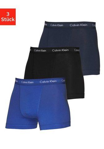 CALVIN KLEIN Kelnaitės šortukai (3 vienetai)
