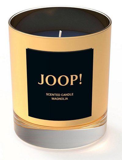 Joop! Duftkerze »Festive Candle - Gold Magnolia«, FESTIVE COLLECTION
