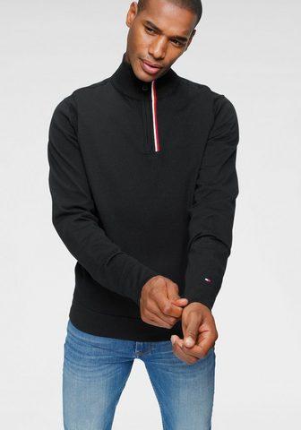 Пуловер с воротником-стойкой »GL...