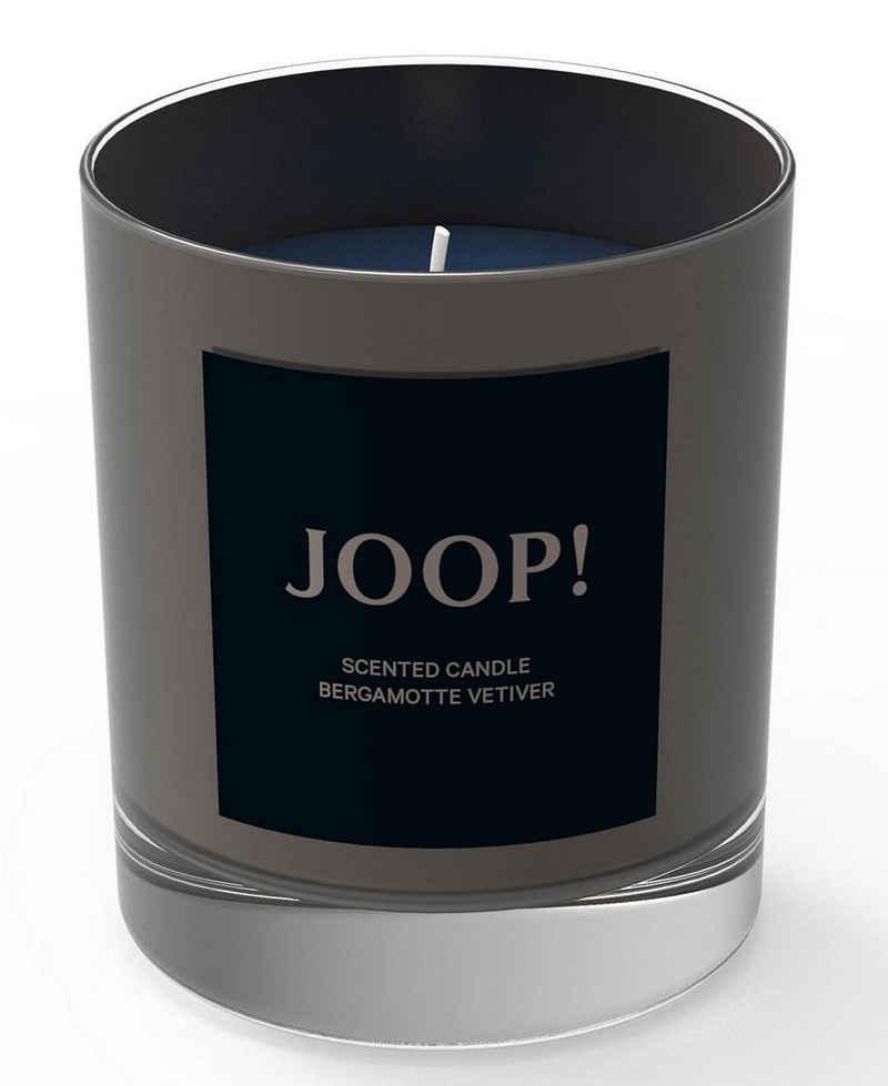 Joop! Duftkerze »Festive Candle - Gunmetal Bergamotte Vetiver«, FESTIVE COLLECTION