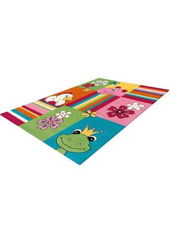 CALO-DELUXE Vaikiškas kilimas »Sally 4134« rechtec...