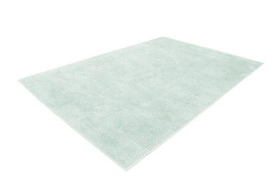 Hochflor-Teppich »Bali 110«, Kayoom, rechteckig, Höhe 40 mm, Besonders weich durch Microfaser, Wohnzimmer