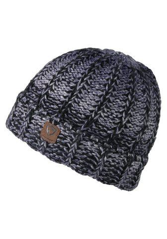 ZIENER Megzta kepurė »INDRO«