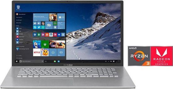 Asus VivoBook M712DA-BX065T Notebook (43,94 cm/17,3 Zoll, AMD Ryzen 3, 512 GB SSD)