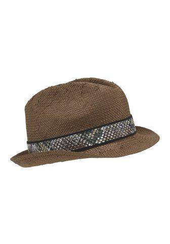HEINE Skrybėlė su Zierband