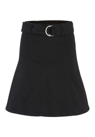 HEINE CASUAL юбка джинсовая с ремень