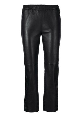 HEINE STYLE брюки кожаные с Dehnbund