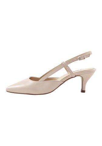 Туфли с открытой пяткой с femininen Ri...