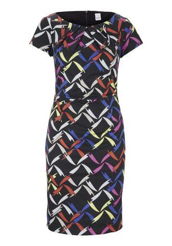 HEINE TIMELESS платье с с драпировкой