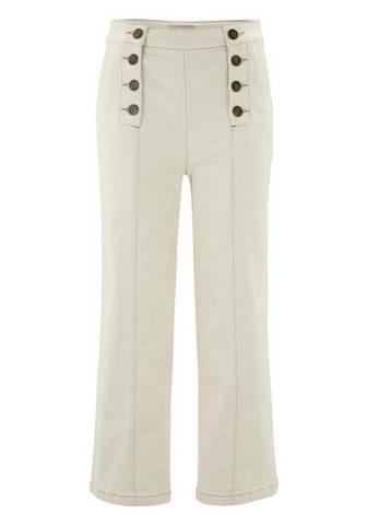 HEINE STYLE брюки кюлоты geknöpft