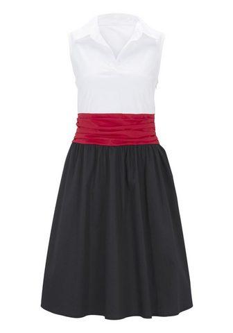 HEINE TIMELESS платье с Falten